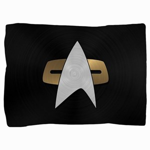 STARTREK VOY METAL 5 Pillow Sham