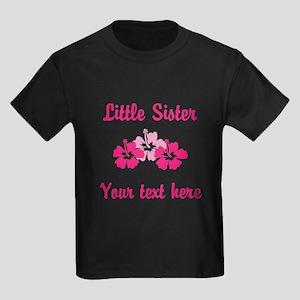 Little Sister Pink Flowers T-Shirt