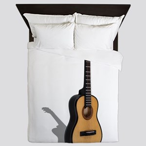 Guitar081210 Queen Duvet