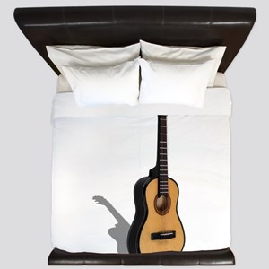 Guitar081210 King Duvet