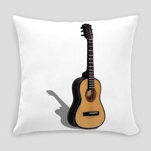 Guitar081210 Everyday Pillow