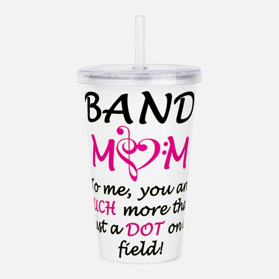 Band Mom Acrylic Double-wall Tumbler