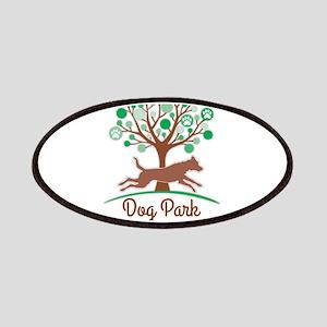 Dog Park at the Rez Patch