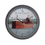 Kaye E. Barker Wall Clock