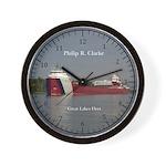 Philip R. Clarke Wall Clock