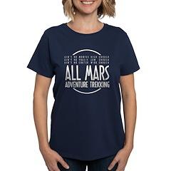 All Mars Women's Dark T-Shirt