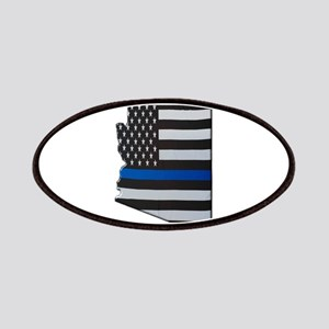 Arizona Thin Blue Line Map Patch