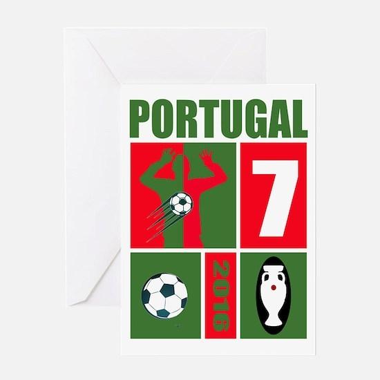 Funny Ronaldo Greeting Card