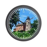 Charlotte Genesee Lighthouse Wall Clock