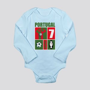 PORTUGAL SOCCER Body Suit