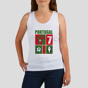 PORTUGAL SOCCER Tank Top