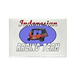 Indonesian Racing Team Rectangle Magnet (10 pack)