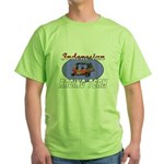 Indonesian Racing Team Green T-Shirt