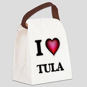 I love Tula Samoa Canvas Lunch Bag