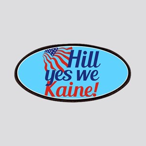 Hill Yes We Kaine Patch