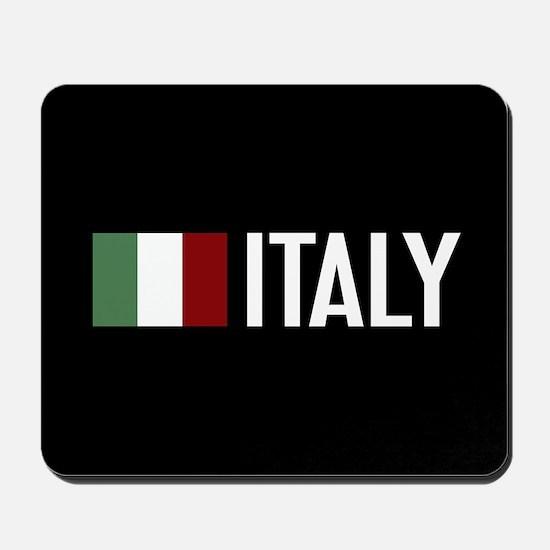 Italy: Italian Flag & Italy Mousepad