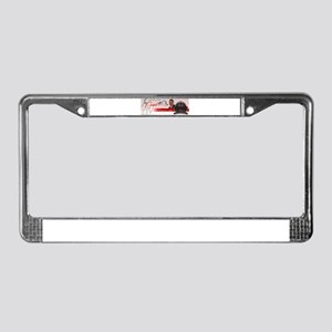 Your View Matters License Plate Frame