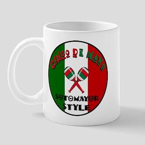 Sotomayor Cinco De Mayo Mug