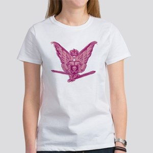 ClassicEagle_PinkBrush T-Shirt