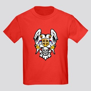 Serb Crest-BL_WH T-Shirt