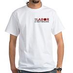 Tln Words Logo Men's Unfitted T-Shirt