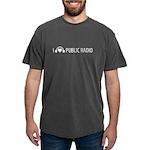 Men's I Love Public Radio T-Shirt