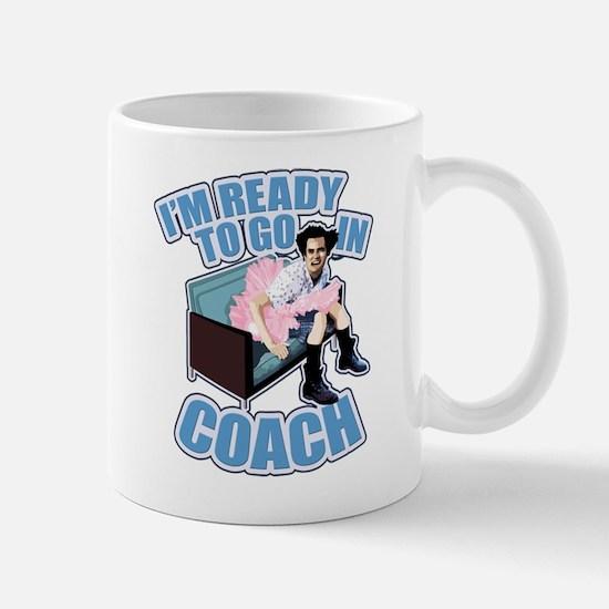 Ready to Go in Coach Mug