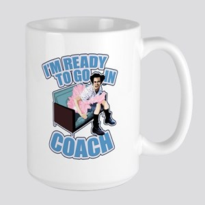 Ready to Go in Coach Large Mug
