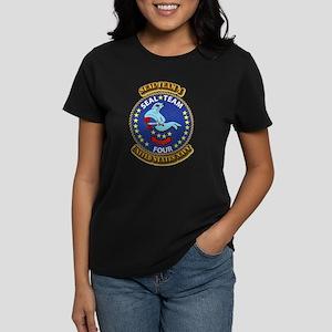 US - NAVY - Seal Team 4 T-Shirt