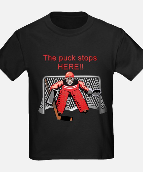 The puck stops Here!! T