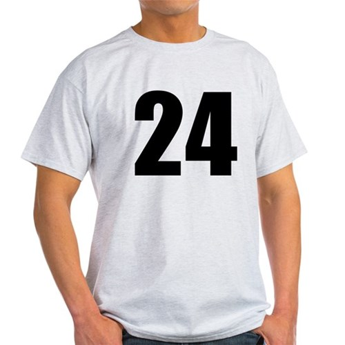 Number 24 T-Shirt
