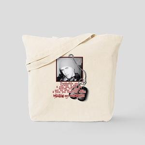 Custom Tote Bag - Mary
