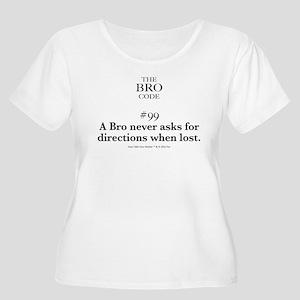 Bro Code #99 Plus Size T-Shirt