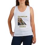 Trumpism Sucks Women's Tank Top