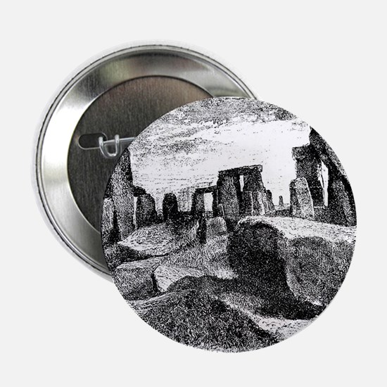 "Career Ruins Stonehenge 2.25"" Button"
