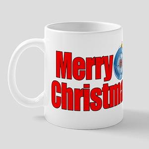 """Merry """"Lutheran"""" Christmas Mug"""