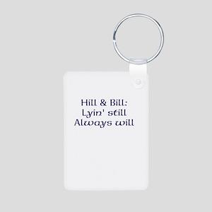 Hill & Bill Keychains