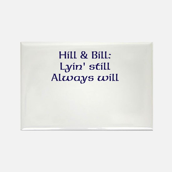 Hill & Bill Magnets