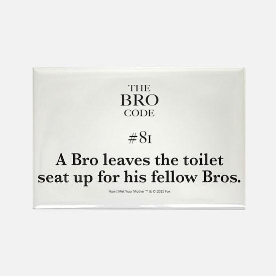 Bro Code #81 Magnets