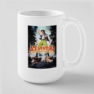 Ace Ventura When Nature Calls Large Mug
