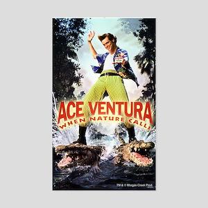 Ace Ventura When Nature Calls Sticker (Rectangle)