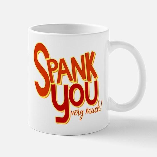 Ace Ventura Spank You Mug