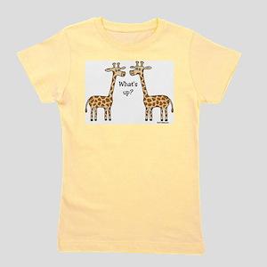 What's up? Giraffe T-Shirt