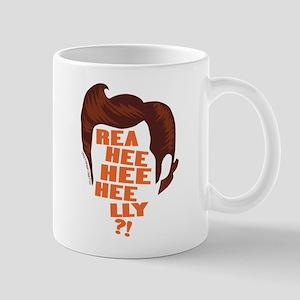 Ace Ventura Reaheeheelly Mug