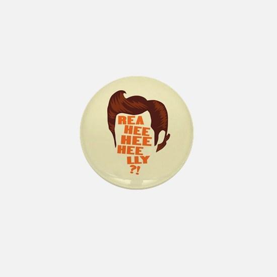 Ace Ventura Reaheeheelly Mini Button