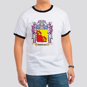 Fernley Coat of Arms (Family Crest) T-Shirt