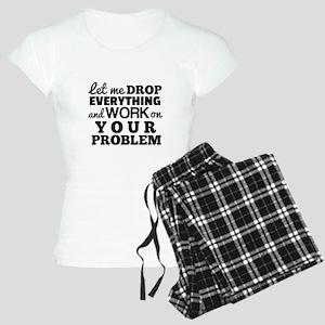 Let me DROP Pajamas