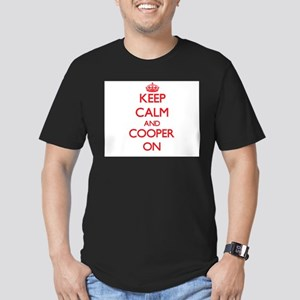 Keep Calm and Cooper ON T-Shirt
