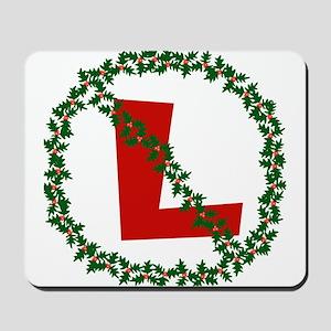 No-L (Noel) Mousepad
