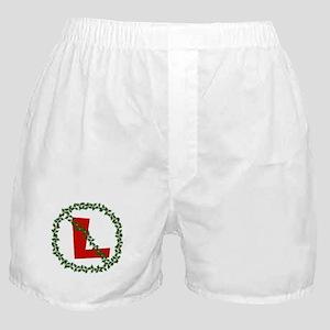 No-L (Noel) Boxer Shorts